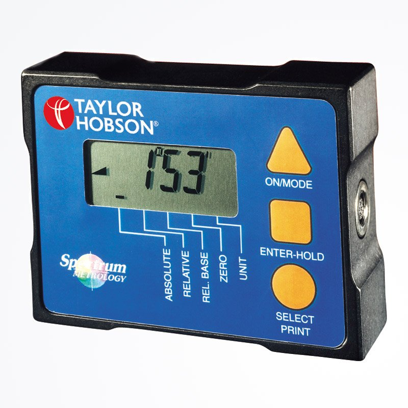 High precision electronic digital inclinometer for workshop angular checking & inspection