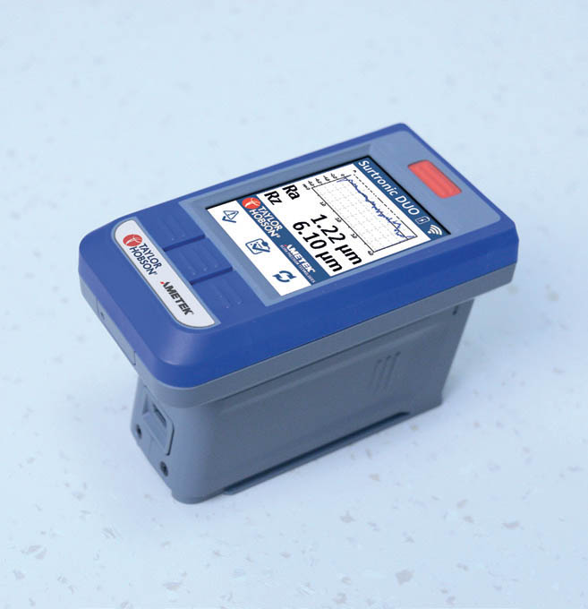 Digital Surface Roughness Tool for Shop Floor, Industrial & Inspection Room Applications