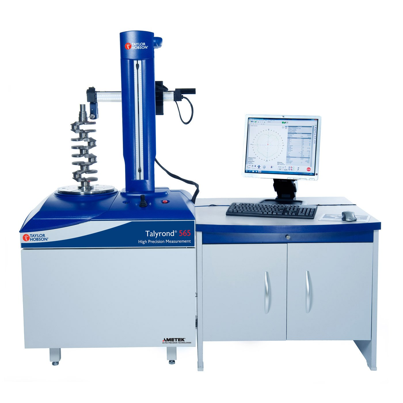 Talyrond 565H - instrument for roundness, cylindricity and straightness measurement