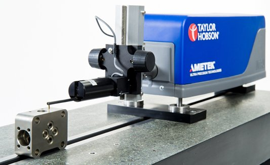 Intra Touch - form, contour & surface finish measurement capability tool for band saw blades & bearing groove