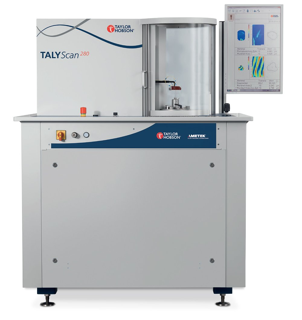 TALYScan 280 - an ideal instrument for the inspection of roundness